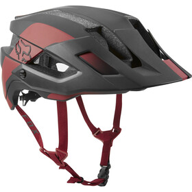 Fox Flux Mips Conduit Trail Helmet Herren cardinal
